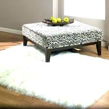 sheepskin rug faux fur area white marvelous ikea canada luxury from the faux sheep skin rug round fur