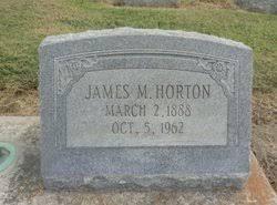 James M Horton (1888-1962) - Find A Grave Memorial