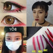hot brand wine red eyeliner for cosplay eye pencil makeup women bar beauty eye liner cosmetics in eyeliner from beauty health on aliexpress alibaba