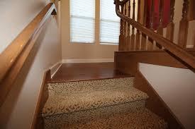Carpet To Hardwood Stairs Hardwood Floor To Carpet Stairs Transition Floor Decoration