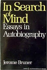 in search of mind essays in autobiography alfred p sloan in search of mind essays in autobiography alfred p sloan foundation series jerome s bruner 9780060911683 com books