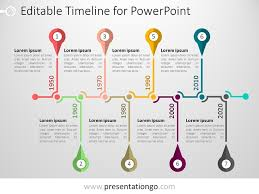a timeline template timeline graphic for powerpoint powerpoint timeline template