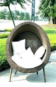 outdoor egg swing chair outdoor egg chair outdoor egg swing chair hanging wicker rattan shaped garden