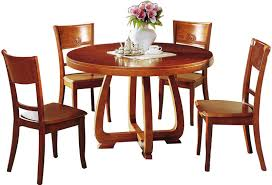 Dining Room Interesting Wood Dining Set For Dining Room Furniture - Solid wood dining room tables and chairs