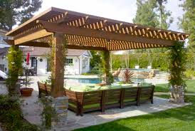 Delighful Covered Patio Designs Best Roofing Conopies Umbrellas Ideas Throughout Innovation Design