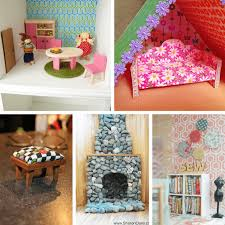 Image Miniature Dollhouse The Decorated Cookie Doll House Furniture Ideas Roundup Of Diy Doll House