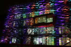 stunning lighting. A Stunning Lighting Scheme Has Recently Been Designed, Supplied, Installed And Programmed By Lightscape Projects, Part Of The Light Projects Group,