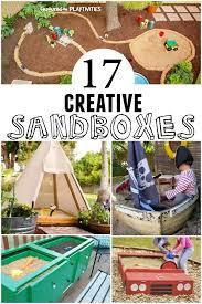 picnic table and sandbox combo diy elegant kids sandbox plans and 17 creative diy sandbox ideas playtivities