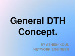 DTH SERVICES