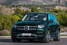 Gls 450 4matic suv gls 580 4matic suv. 2020 Mercedes Benz Gls Class Suv Review Trims Specs Price New Interior Features Exterior Design And Specifications Carbuzz