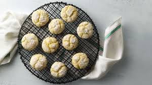 Cake Mix Gooey Butter Cookies Recipe Bettycrockercom