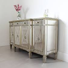 Mirrored Sideboard Mirrored Sideboard Table Long Antique Mirrored Sideboard  Mirror Over Buffet Table ...