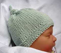 Baby Hat Pattern Delectable Free Hat Knitting Patterns KNIT ONE PURL ONE Pinterest Baby