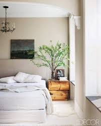 sheepskin rug bedside