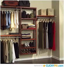 Neat room with DIY Closet Ideas | YoderSmart.com || Home Smart Inspiration