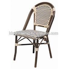 french bistro chairs metal. Outdoor Rattan Furniture French Bistro Chairs Metal Chair