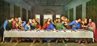 this is the last supper by michelangelo i like this painting and how the artist shows the emotion on the disciple s faces after states that one will