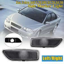 Volvo S80 Side Marker Light Car Fender Front Side Marker Light Left Right Turn Signal Light 30722641 30722642