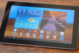 samsung tablet 10 1. the home screen on samsung galaxy tab 10.1 can be easily customized based personal tablet 10 1 w