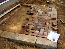 Herringbone Brick Pattern Fascinating Images Of 48 Degree Herringbone Pattern Paver Patio Herringbone