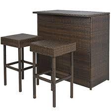 outdoor bar sets patio furniture sets