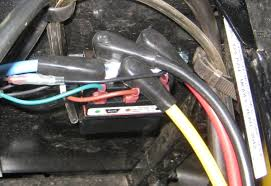 warn winch and wireless remote install kawasaki teryx forum go ahead and attach the 4 fat power cables to the contactor on the correct terminals don t forget to slide on the protective rubber boots first