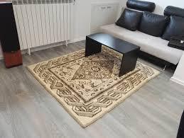 flokati rug made of 100 wool handmade vintage