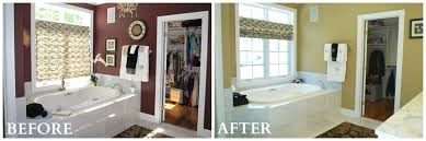 mcgee master bath before after