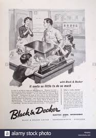 Good Housekeeping Advertising Black And Decker Diy Ad 1957 From The Book Of Good Housekeeping