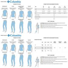 Columbia Women S Pants Size Chart Women S Saturday Trail Ii Stretch Convertible Pant