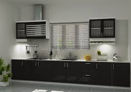 Small Picture Simple Kitchen Design Kerala Late Evens Construction Pvt On