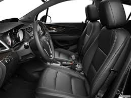 buick encore 2014 black. 2014 buick encore fwd leather front seats from drivers side black