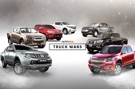 Truck Wars: Which is the most popular pickup truck in AutoDeal ...