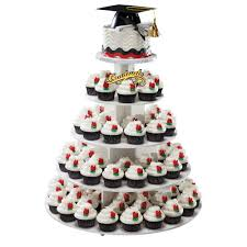 Graduation Mega Hat Cupcake Stand Decopac
