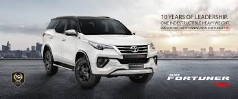 Toyota Crystal Light Used Cars Amana Toyota Toyota Dealer Fortuner