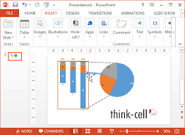 Insert Gantt Chart In Powerpoint Create Better Powerpoint Charts With Think Cell Chart Add In
