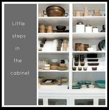Kitchen Display Littlebigbell Kitchen Shelf Display Steps Little Big Bell