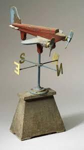 Woodchuck Firewood Vending Machines Fascinating Folk Art Airplane Weather Vane Painted Wood And Metal Red Twoprop