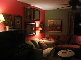 Red Wall Living Room Decorating Design550440 Red Walls Living Room 17 Best Ideas About Red