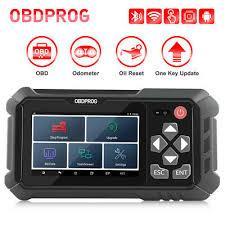 <b>OBDPROG M500</b> Odometer Correction Tool Mileage <b>OBD2</b> ...