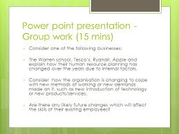 unit human resource management in business miss haron ppt 6 power