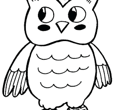Owl Color Pages Owl Coloring Pages Print Free Printable Cute Owl