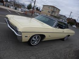 PhillyMint - 1968 Chevy Impala Custom Coupe Survivor For Sale