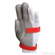 m chain stainless glove oyster glove mesh metal mesh butcher
