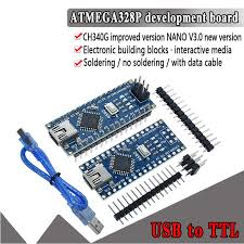 <b>1PCS Promotion For</b> arduino Nano 3 0 Atmega328 Controller ...