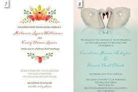 Free Download Wedding Invitation Templates In Wedding Invitation Editable Template Template Ideas