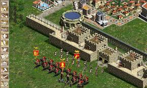 Видеоигры по истории Римской империи в системе образовательного  tsesar 3