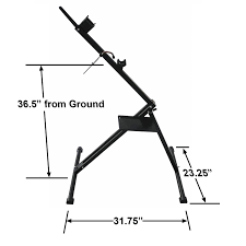 Pro Bike Display Stand Review Amazon RAD Cycle Products EZ Fold Bicycle Repair Bike Stand 63