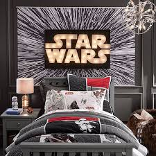 star wars home decor wall art decals bedsheets 8