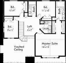 upper floor plan for 10012 house plans 2 story house plans 40 x 40